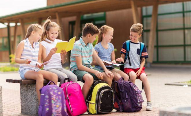 Plecaki szkolne modne wzory