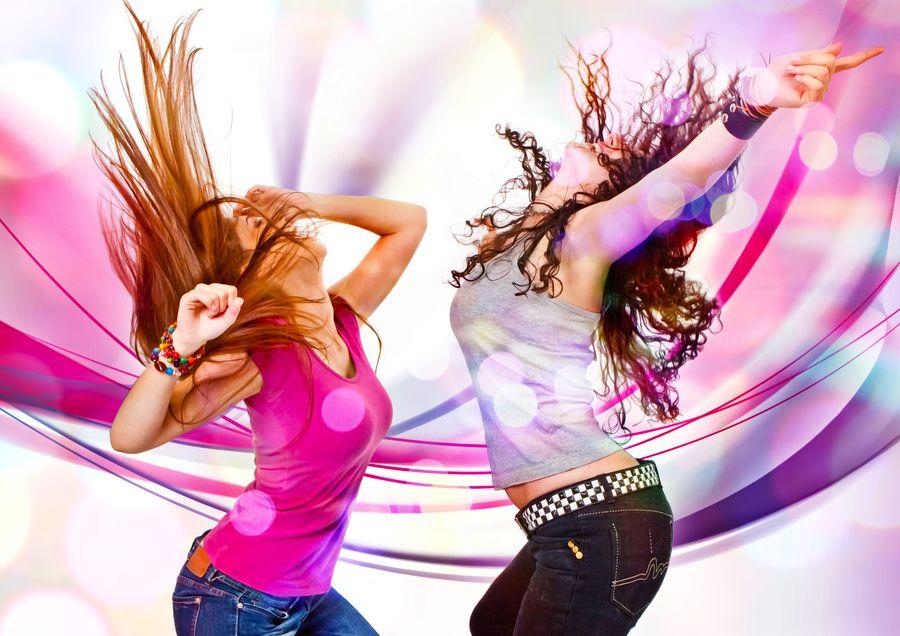 Tańczące fordanserki zlecenie