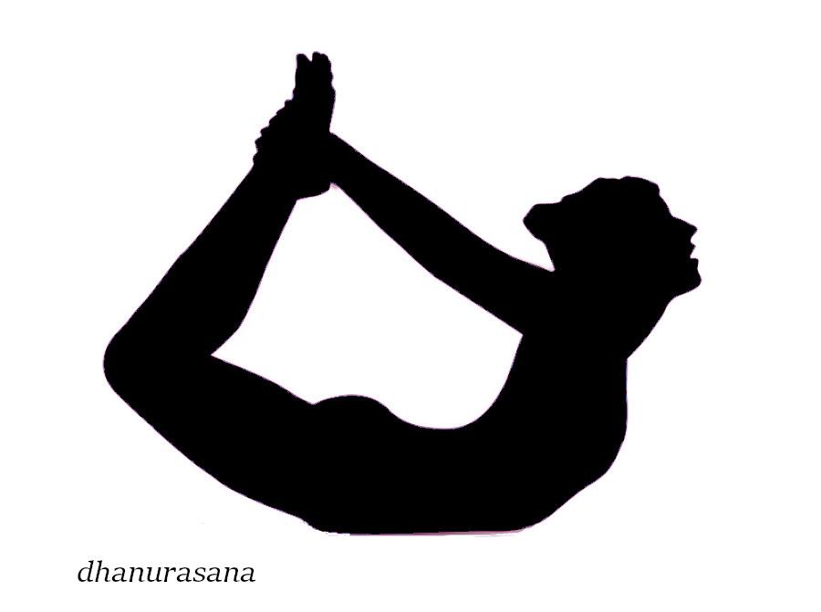 joga na odchudzanie dhanurasana
