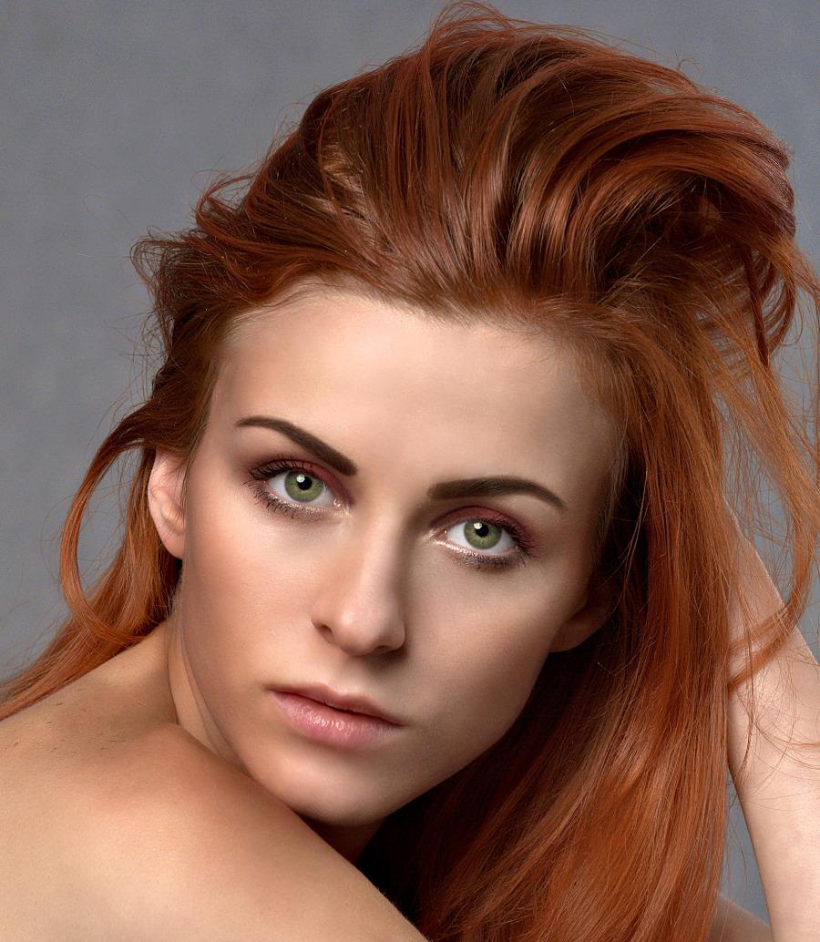 włosy naturalna objętość