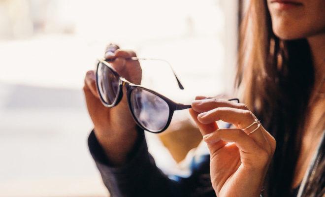 parujace okulary