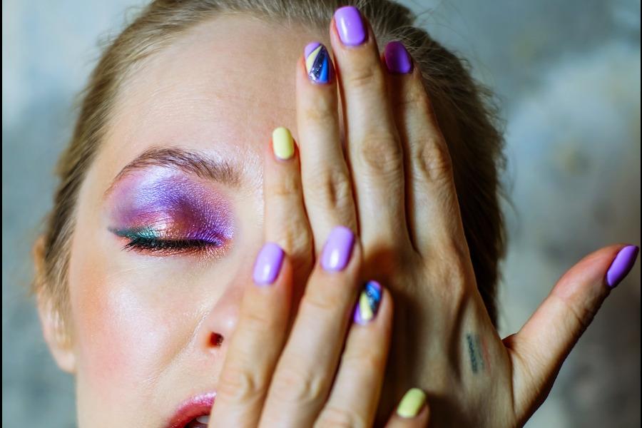 modny manicure 2020