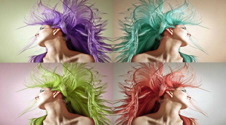 kolor wlosow a typ urody