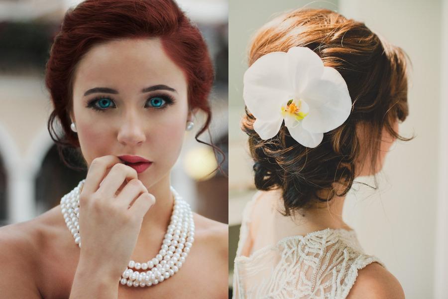 jak upiąć długie włosy na wesele
