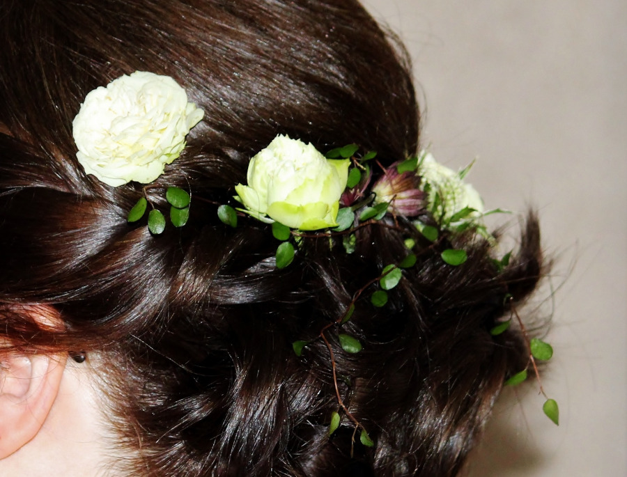 upięcia włosów na wesele