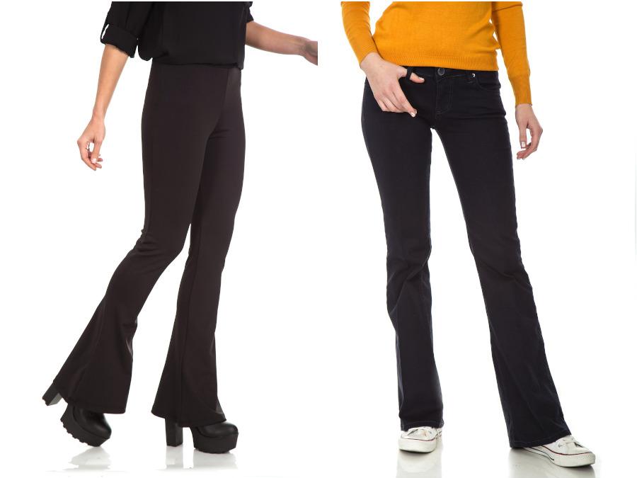 fason spodni który wyszczupla