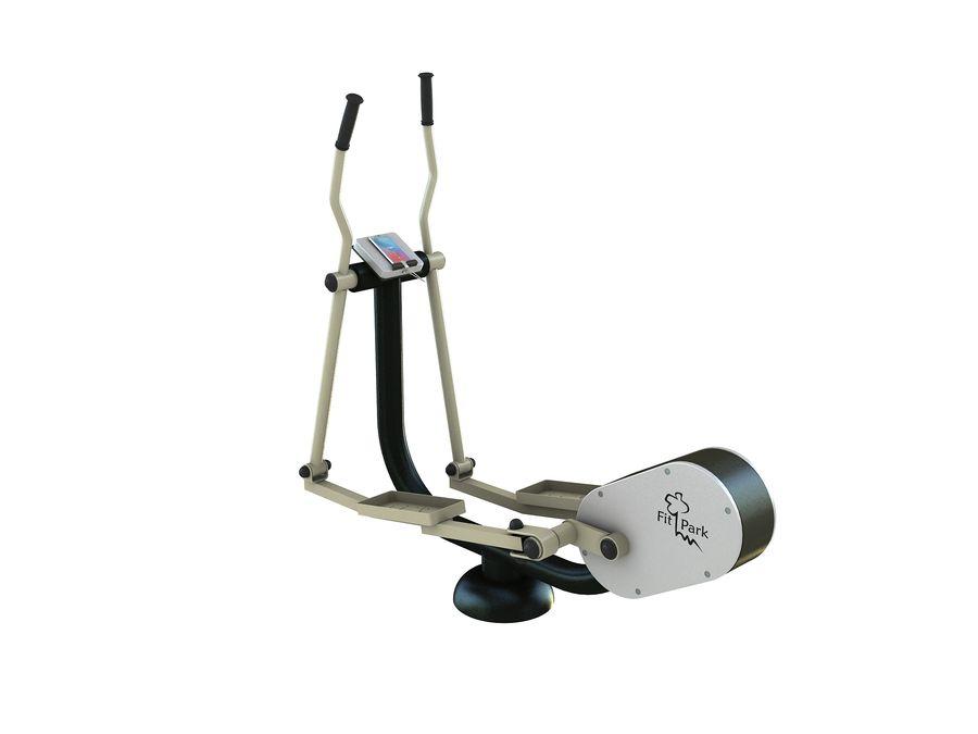 Urządzenie siłowni zewnętrznych USB - orbitrek